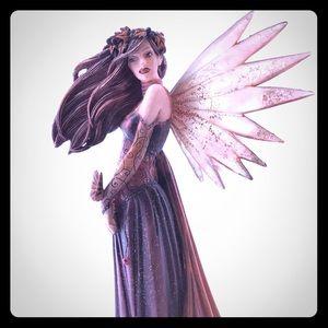Dragonsite Autumn Splendor Fairy Figurine Retired